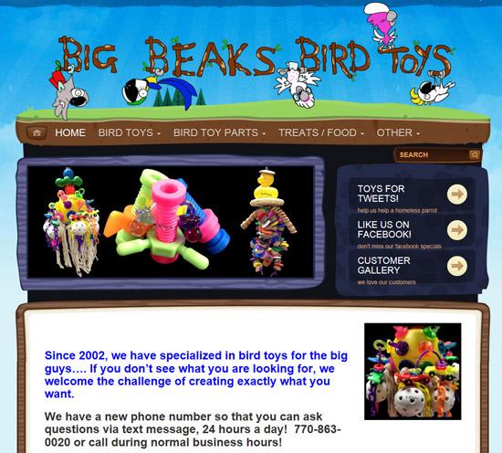 Big Beaks