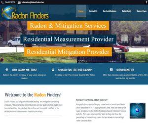 Radon Finders